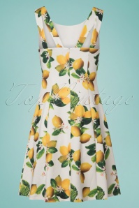 Smashed Lemon White Lemon Dress 102 59 23502 20180321 0005W