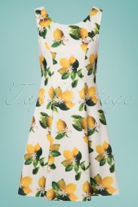 Smashed Lemon White Lemon Dress 102 59 23502 20180321 0002W
