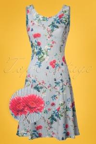Smashed Lemon Floral Swing Dress 102 39 23511 20180326 0002wv