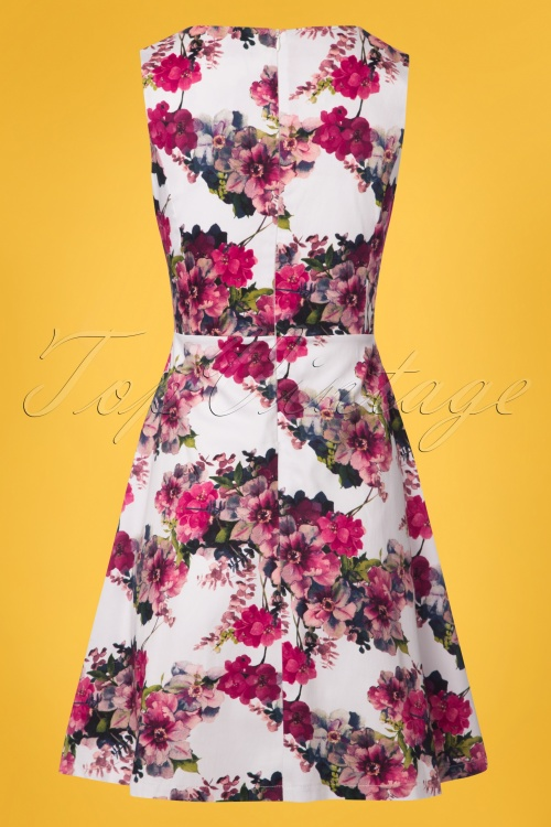 c13f9fc1aa6 Smashed Lemon White and Pink Floral Dress 102 59 23512 20180321 0005W