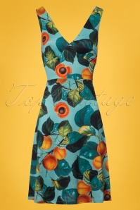 Smashed Lemon Blue Peach Dress 100 39 23509 20180321 0003W
