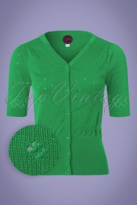 Tante Betsy Cardigan in Green 140 40 23536 20180329 0003wv