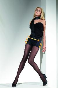 Seattle classic Shaping tights black 30 denier black