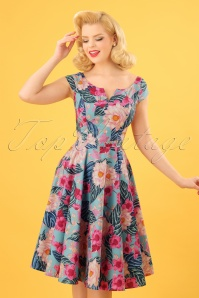 Bunny Lotus Swing Dress 102 39 24706 20180305 0016W
