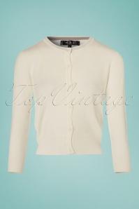 Mak Sweater Ivory Cardigan 140 50 24936 20180222 0002w