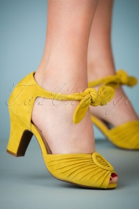 Miss L Fire Loretta Yellow Peeptoes 403 80 23453 28032018 004W
