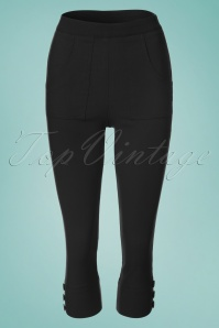 Vixen Holly Black Capri Pants 134 20 23248 20180326 0002W