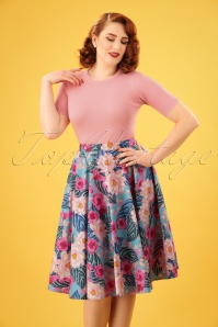 Bunny Lotus Swing Skirt 122 39 24708 20180305 0013W