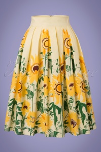Dancing Days by Banned Sunflower Skirt 122 89 24314 20180328 0002W