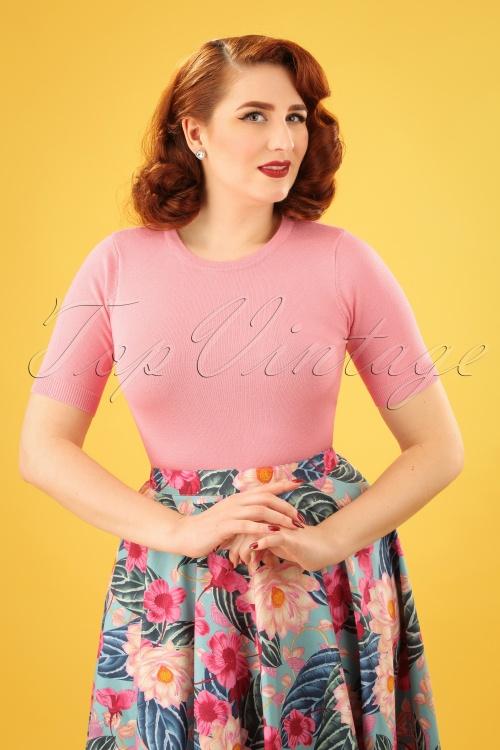 Mak Sweater Pink Sweater 113 22 24918 20180222 00010W