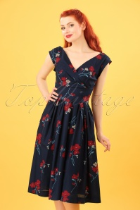 Emily and Fin Florence Floral Dress 102 39 22860 20180308 0009W