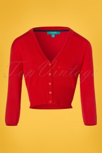 Fever Red Cardigan 140 20 24240 20180221 0002W