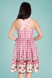 Bunny Pink Strawberry Dress 102 29 24060 20180410 02