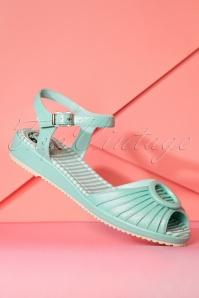 Miss L Fire Adriana Mint Sandals 420 40 23456 11042018 005W