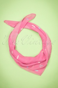 Collectif Clothing Sprinkles Bandana Pink 208 22 24377 15112017 010W