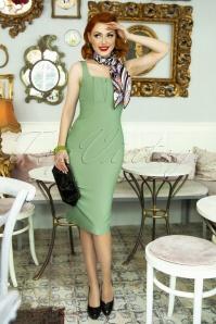 2 Vintage Diva Boxpleat Green 24597 20180406 2W