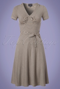Vive Maria Sailor Saloon Striped Dress 102 57 25143 20180410 1W
