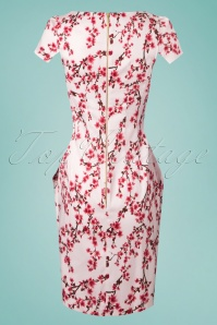 Closet London Floral Ivory Dress 100 59 25999 20180420 0005w