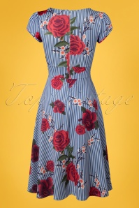 Vintage Chic Roses Dress 102 39 24493 20180420 0004w