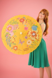 Dapper Day Garden Party Parasol yellow 290 89 25974 05052014 007W