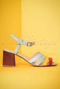 Miss L Fire Harper Multicolor Sandals 420 90 23459 18042018 004W