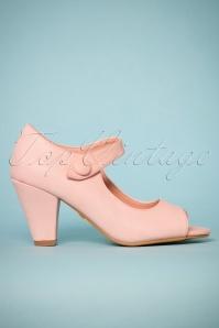 Lulu Hun Sharon Pumps in pink 403 22 23786 23042018 002W