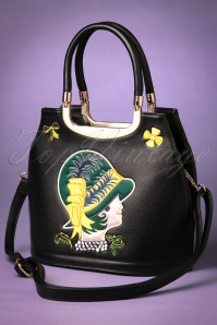 Dancing Days by Banned Handbag in Black 212 10 24101 20180502 0027w