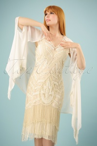 GatsbyLady Frindge Cape Shawl in Cream 142 50 24586 12052014 004