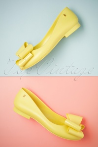 Petite Jolie Yellow Larissa Flats 410 80 23699 30042018 008W