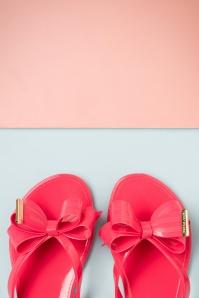 Petite Jolie Pink Lucky Flip Flop 420 22 23712 30042018 012
