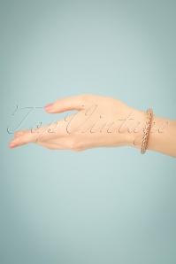 Glamfemme Gold Rose Bracelet 310 91 24990 1W