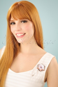 Darling Divine Flower Broche 340 29 24723 1W