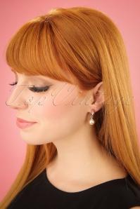 Darling Divine Pearl Earrings 333 50 24727 1W