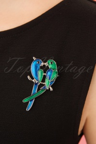 Darling Divine Broche Birds 340 49 24724 2W