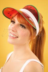 Sunny Life Retro Melon Sun Visor 202 27 24418 2W