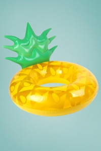 Sunnylife Inflatable Pineapple Pool Ring 290 80 24430 2