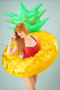 Sunnylife Inflatable Pineapple Pool Ring 290 80 24430 1W