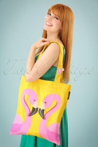 Sunnylife Flamingo Tote Bag 213 80 24423 08052018 01W