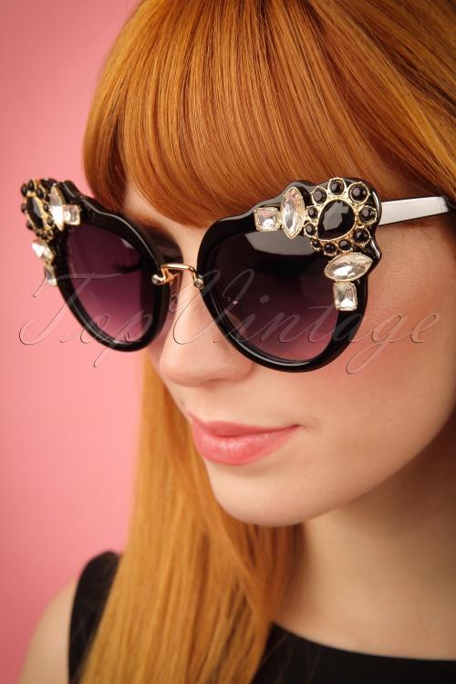 Peach Accessoires Bling Sunglasses 260 14 25980 08052018 02W