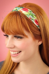 Darling Divine Floral Headband 208 49 24690 09052018 01W
