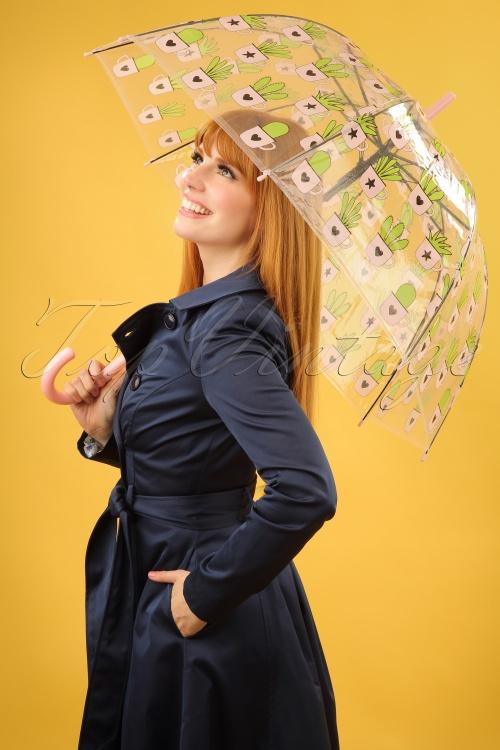 So Rainy 50s Cactus Umbrella 270 98 25644 1W