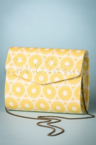 Compania Fantastica Yellow Handbag 211 89 25068 20180509 0002w