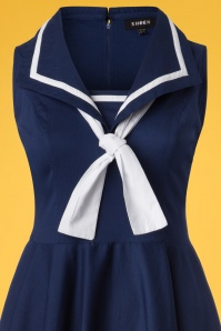 Sheen Sailor Navy Dress 102 31 23943 20180410 0001V