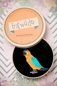 Erstwilder Corey The Macaw Brooch 340 89 26101 15052018 005W