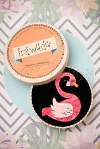 Erstwilder Francie The Flamingo Brooch 340 29 26102 15052018 008W