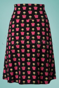 Tante Betsy Daisy Skirt in Black 123 14 23543 20180425 0002W