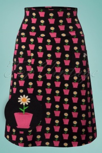 Tante Betsy Daisy Skirt in Black 123 14 23543 20180425 0001W1