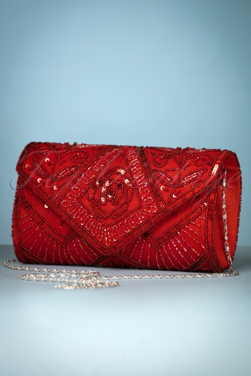 Gatsby Lady Red 20s Clutch 210 20 25196 20180516 0011w