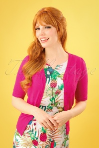 Tante Betsy Cardigan in Pink 140 22 23537 20180329 0005W