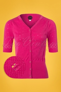 Tante Betsy Cardigan in Pink 140 22 23537 20180329 0003wv